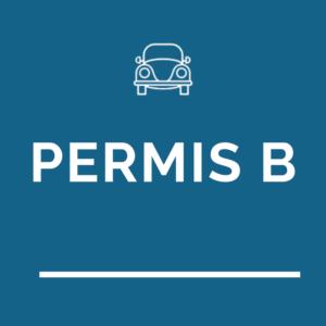 Permis B