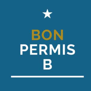 BON CADEAU – PERMIS B