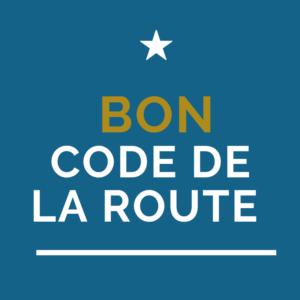 BON CADEAU – CODE DE LA ROUTE